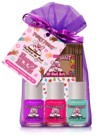 Piggy Paint Happy Hands Gift Set