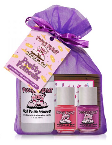 Piggy Paint Pretty Princess Polish Set
