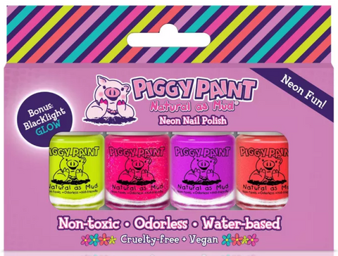 Piggy Paint Neon Box Set