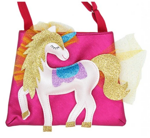 Lily & Momo Starlight Unicorn Bag