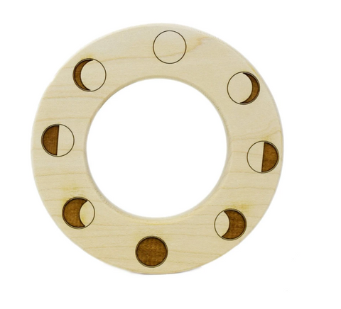 Manzanita Wooden Teether