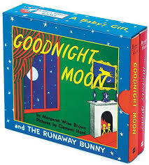 Goodnight Moon and Runaway Bunny Set