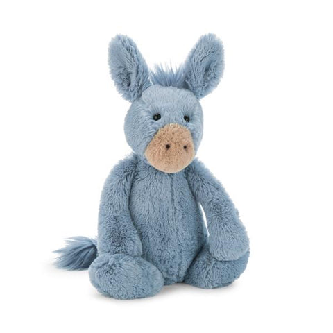 Jellycat Bashful Donkey - Small