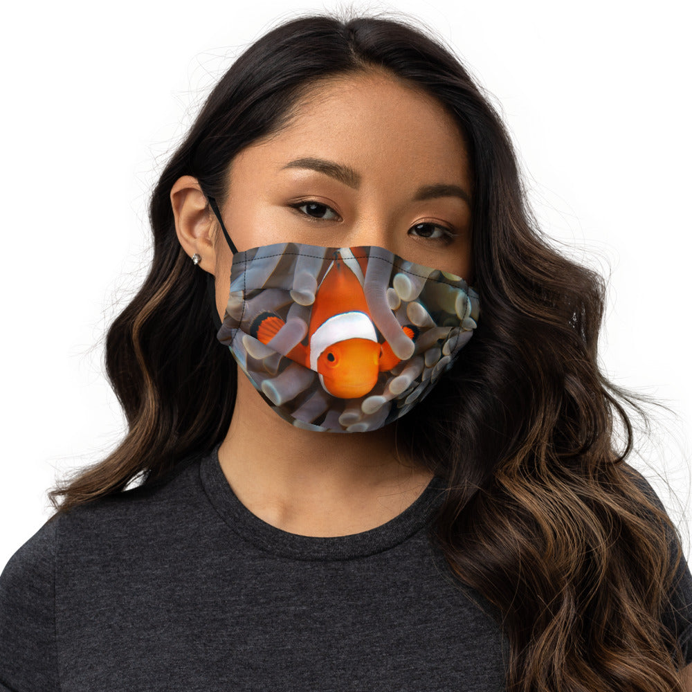 Nemo Clown Premium face mask (with filter pocket)