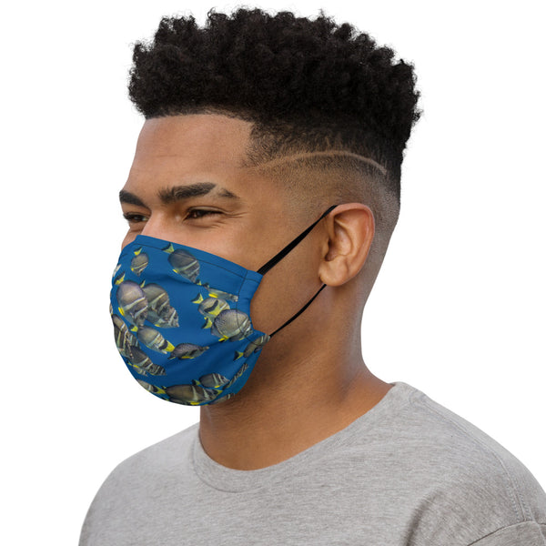 Spotted Surgeons Premium face mask (with filter pocket)