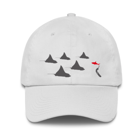 Eagle Ray City Classic Dad Cap