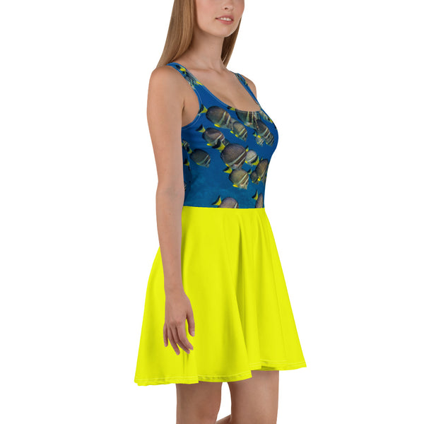 Surgeon School Skater Dress