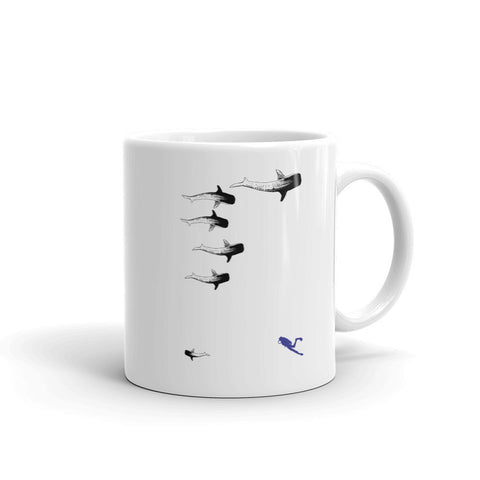 Ocean Dreams Whale Shark Bay Mug