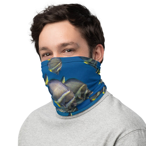 Ocean Tangs Face Mask