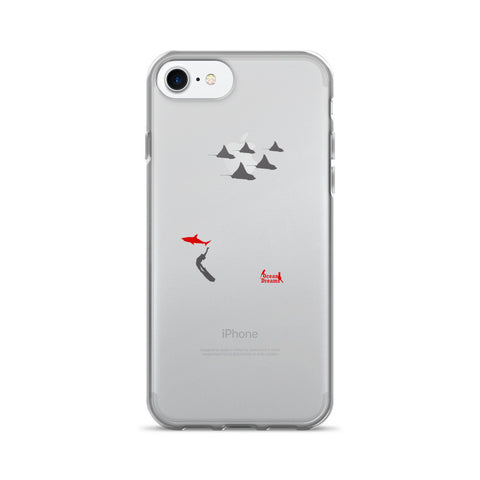 Eagle Ray City iPhone 7/7 Plus Case