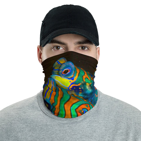 Mandarin Mating Face Mask