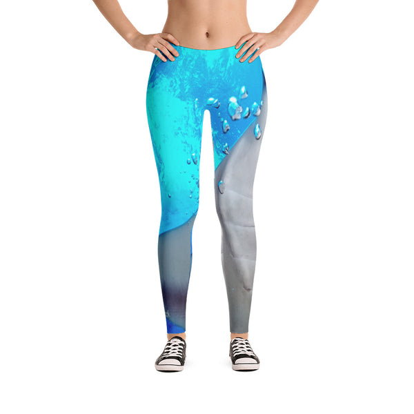 Manta Blue Leggings