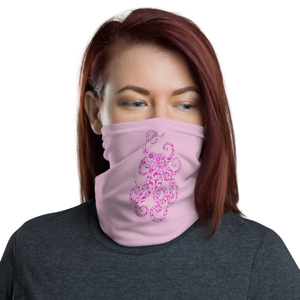 Tattoo Style Ladies' Octopus Face Mask