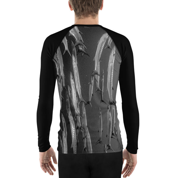 Barracuda Rain Men's Rash Guard