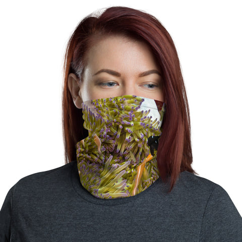 Sea Anemone Face Mask