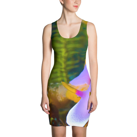 Pretty Nudi Sublimation Cut & Sew Dress