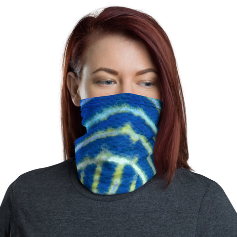 Baby Angelfish Pattern Face Mask
