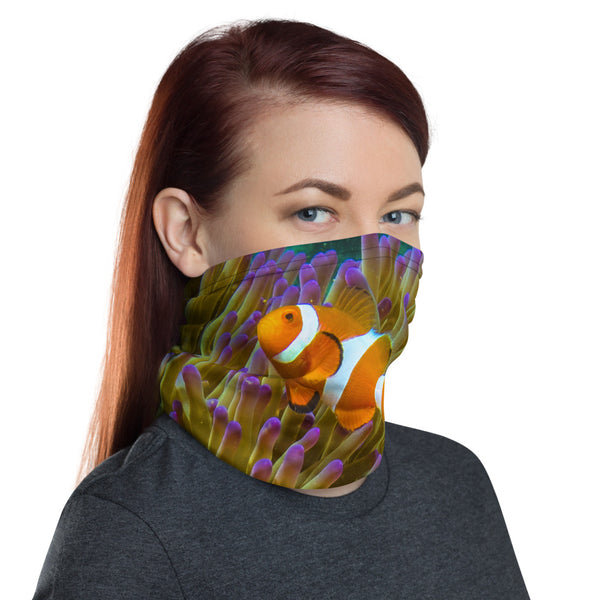 Nemo & Anemone Face Mask