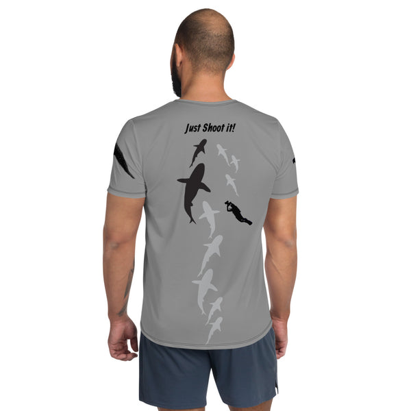 Just Shoot it! Underwater Photographer's Max Dri T Shirt