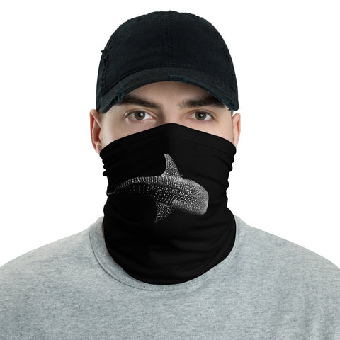 Ninja Whale Shark Face Mask