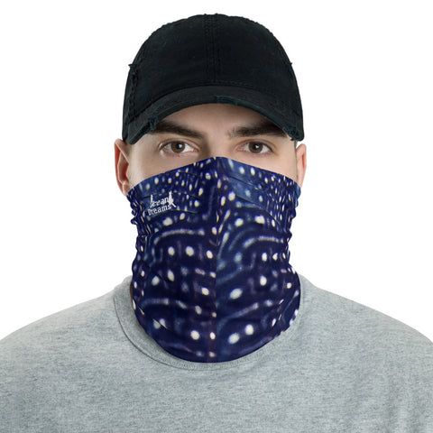 Whale Shark Face Mask