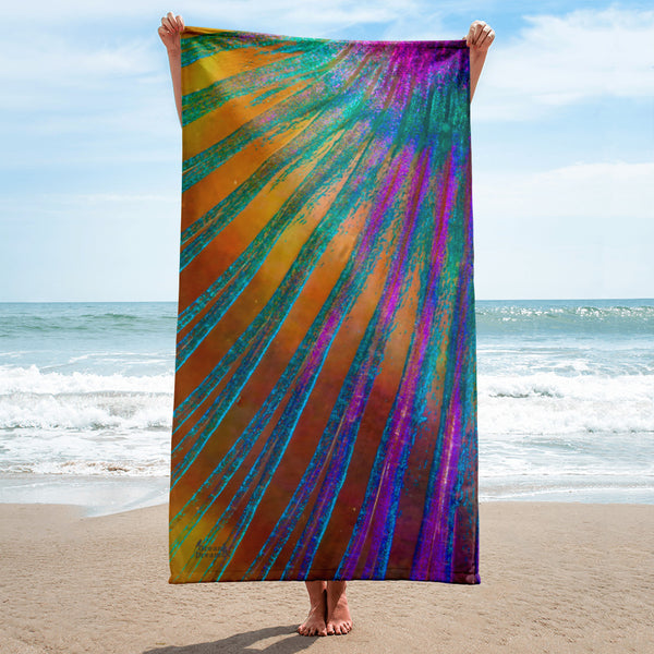Parrotfish Fin Towel