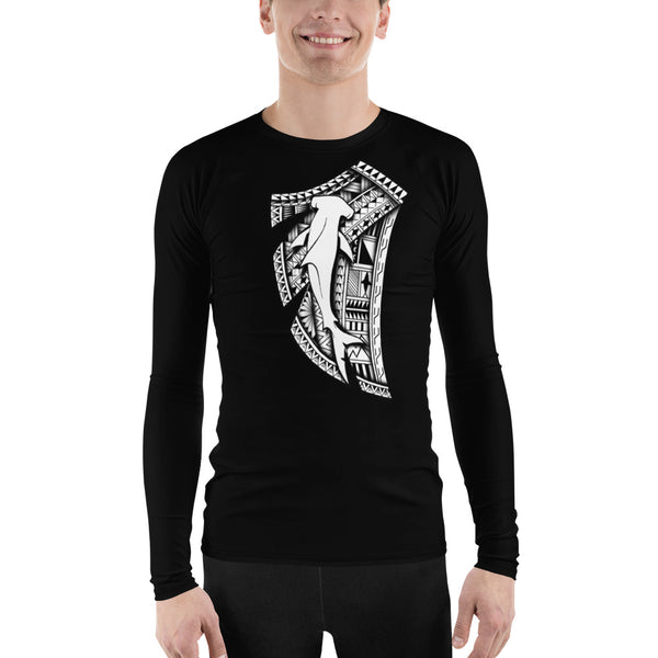 Hammerhead Tattoo Men's Rash Guard