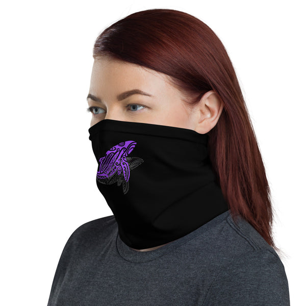 Whale Tattoo Face Mask