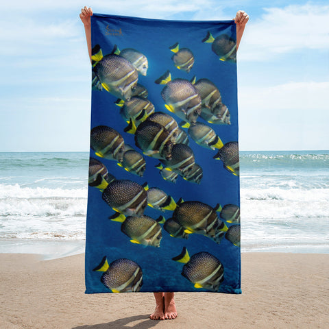 Surgeon School Towel