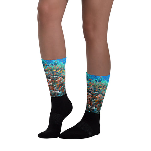 Anthias Reef Socks