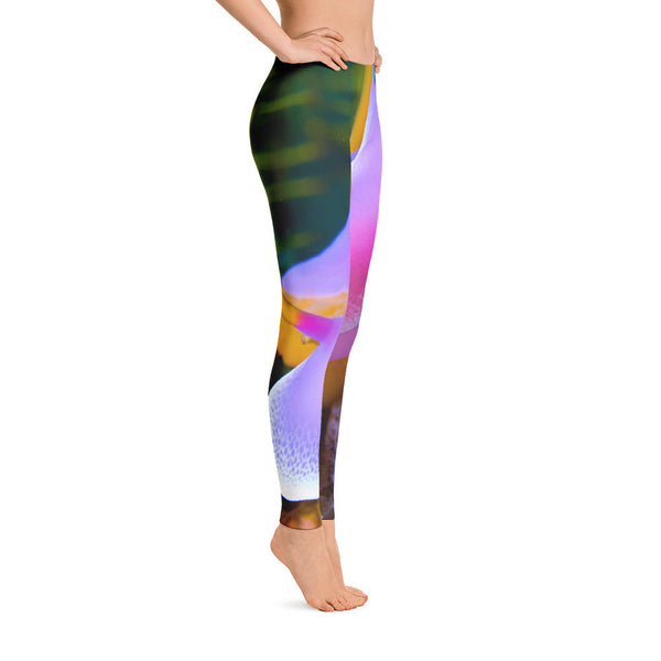 Nudibranch on Coral Leggings