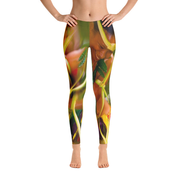 Yapese Dancer Leggings