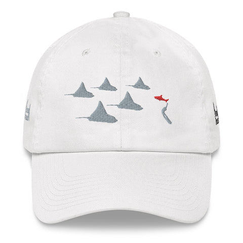 Eagle Ray Ciry Dad hat