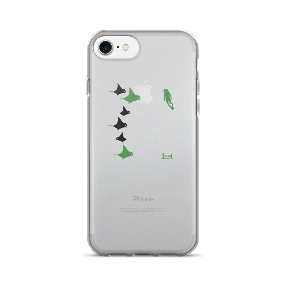 Manta Bay iPhone 7/7 Plus Case