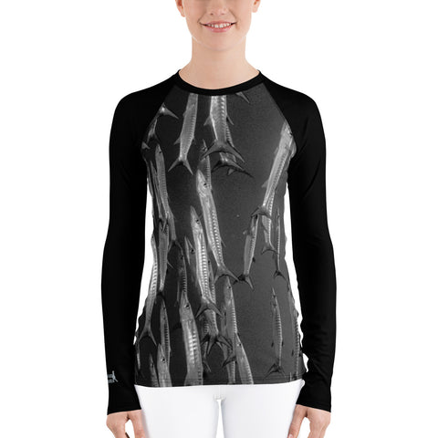 Barracuda Rain Women's Rash Guard