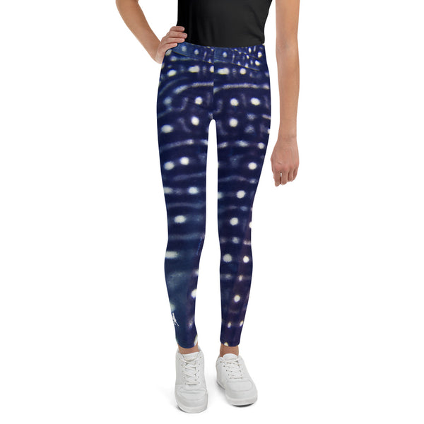 Youth Whale Shark Leggings