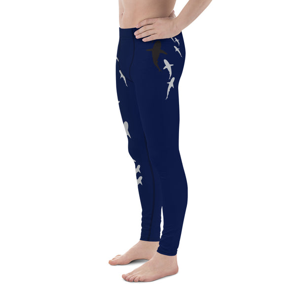 Men's Shark Parade Leggings