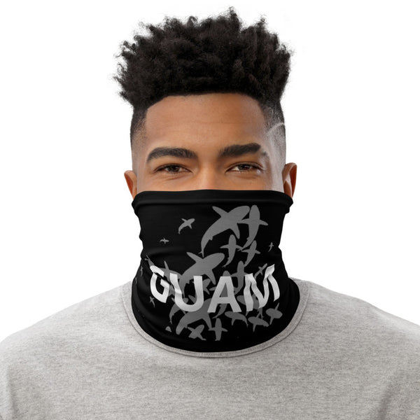 Guam Shark Parade Face Mask
