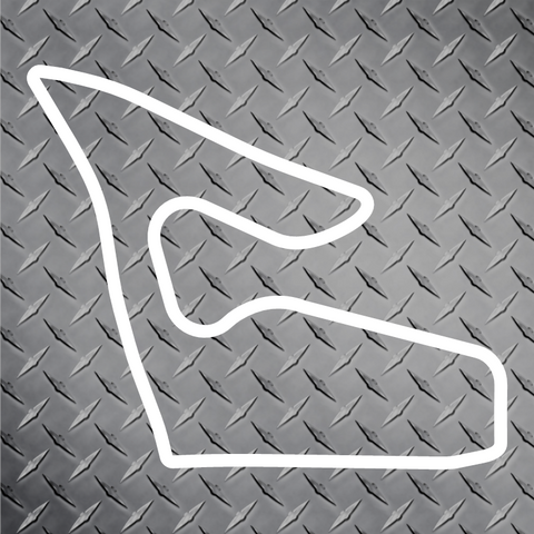 Red Bull Ring Track Outline