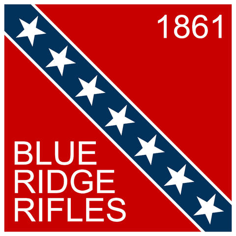 Blue Ridge Rifles Sticker