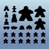 Carcassone Decal Collection