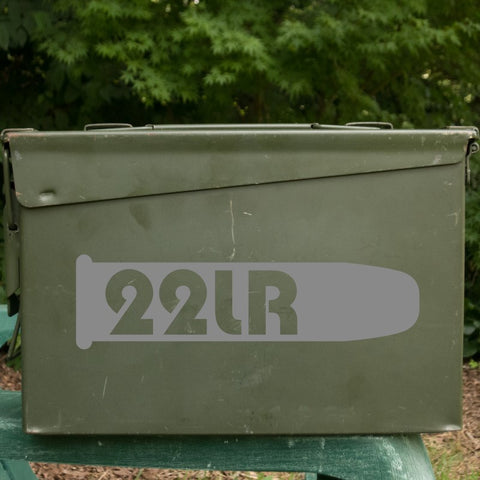 Ammo Can Labels - Jumbo Pistol & Shotgun
