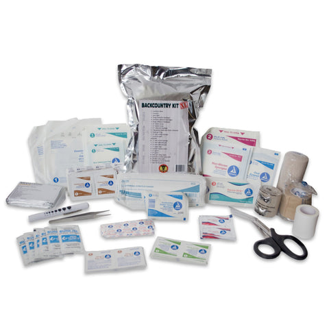 Survival Medical Backcountry Kit XL