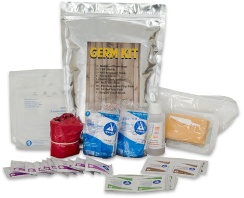 Survival Medical Germ Kit