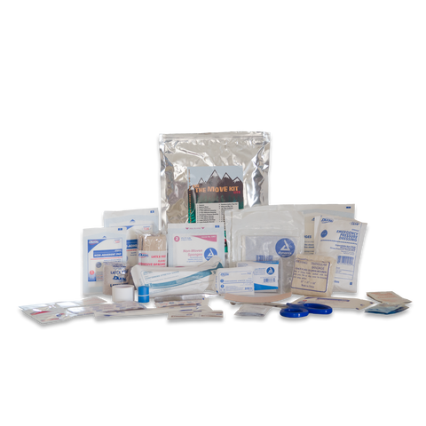 Survival Medical On The Move Lite Kit
