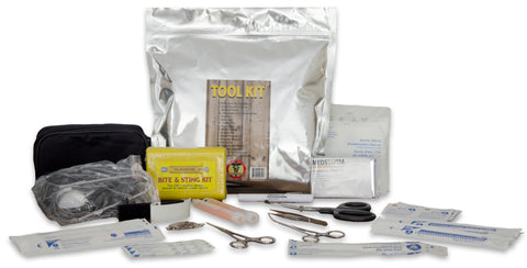 Survival Medical Tool Kit