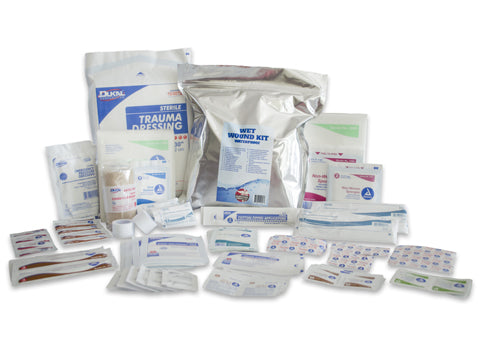 Wet Wound Kit - Large