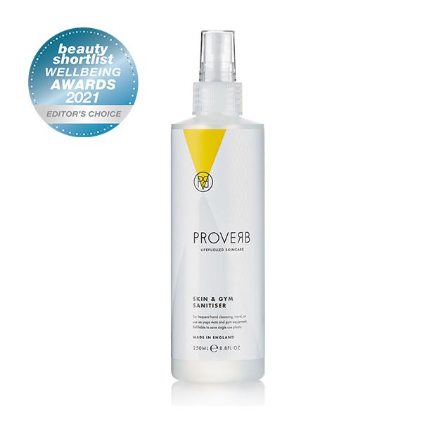 Proverb Skin best natural sanitiser uk