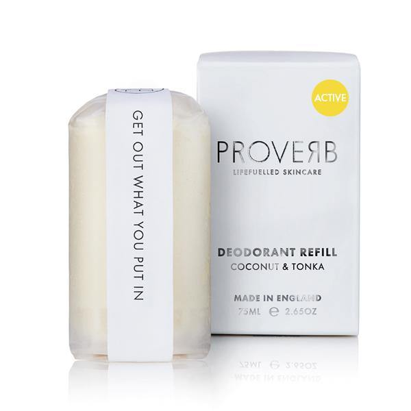 Proverb Skin natural deodorant uk