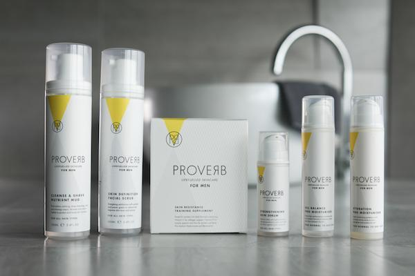 Proverb 4x4x4 Ultimate Grooming Set